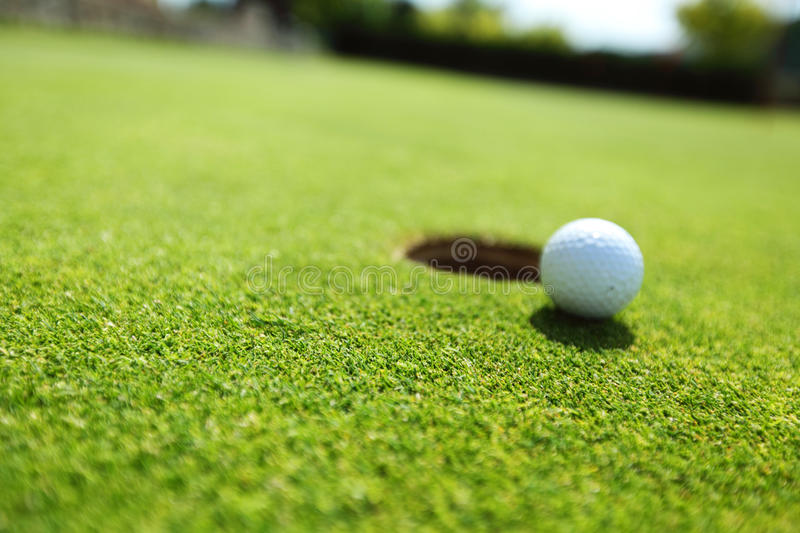 Download Golf ball stock image. Image of leisure, active, country - 25341591