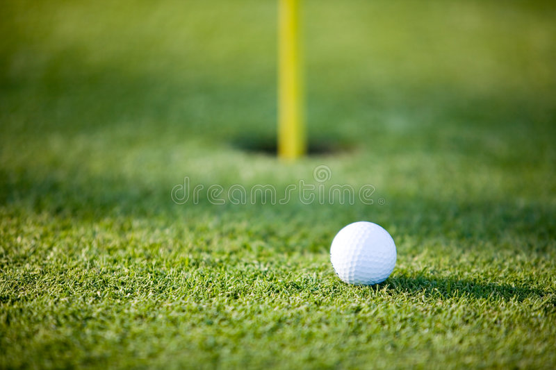 Download Golf Ball Royalty Free Stock Image - Image: 2536806