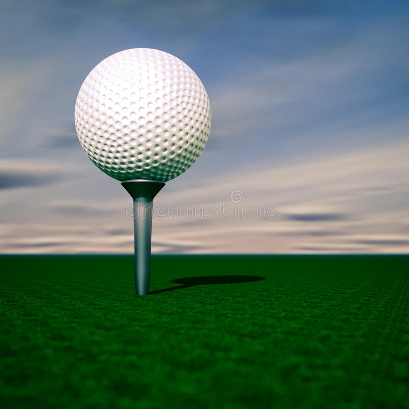 Download Golf Ball Royalty Free Stock Photography - Image: 25465357