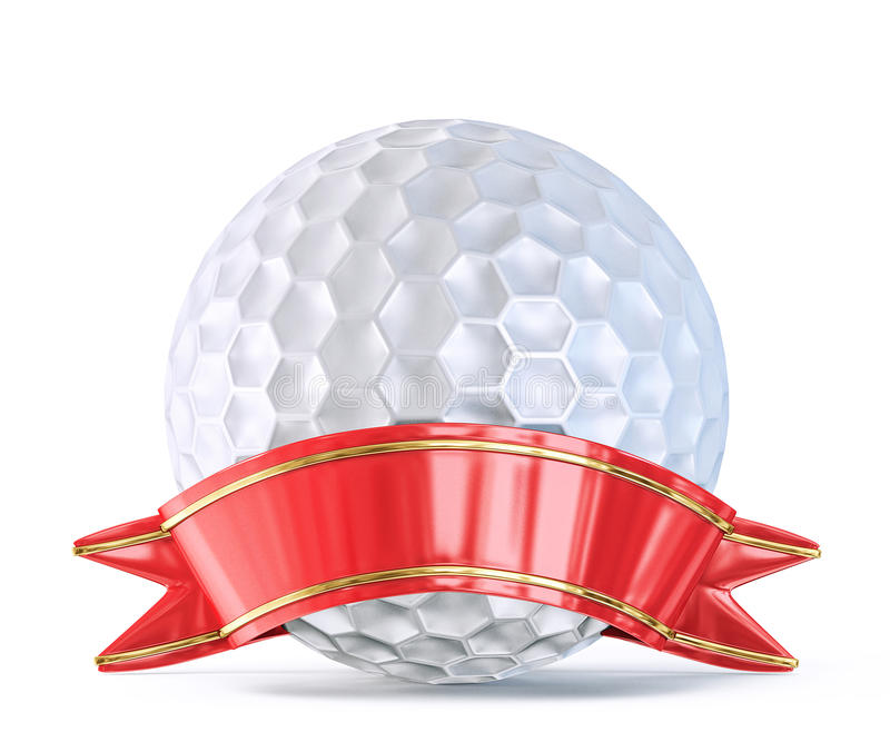 Download Golf ball stock illustration. Image of board, golf, classic - 28992608