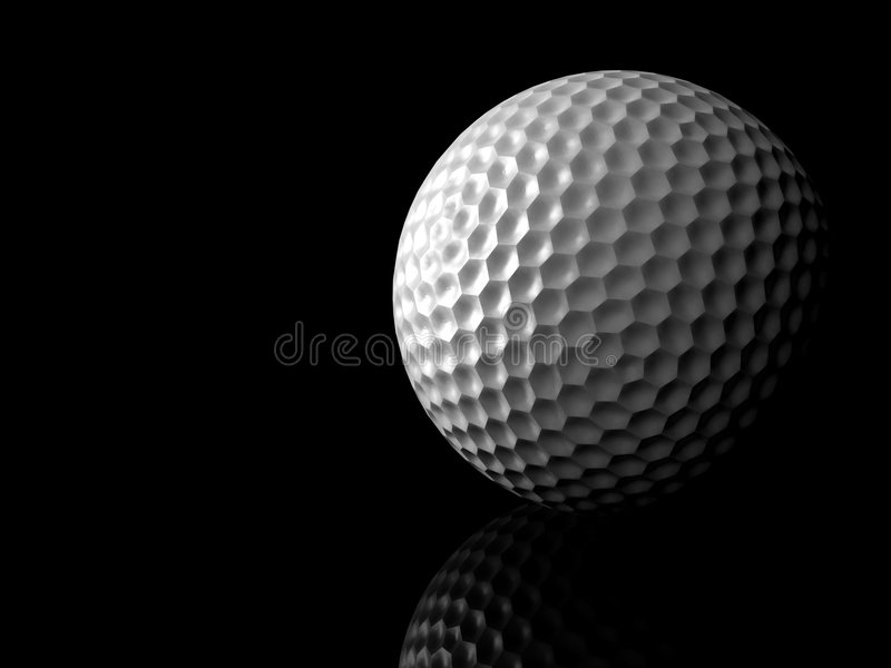 Download Golf ball stock photo. Image of lawn, ball, flag, hole - 3958148