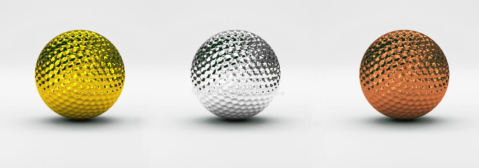 Download Golf ball stock image. Image of team, match, score, looser - 3984935
