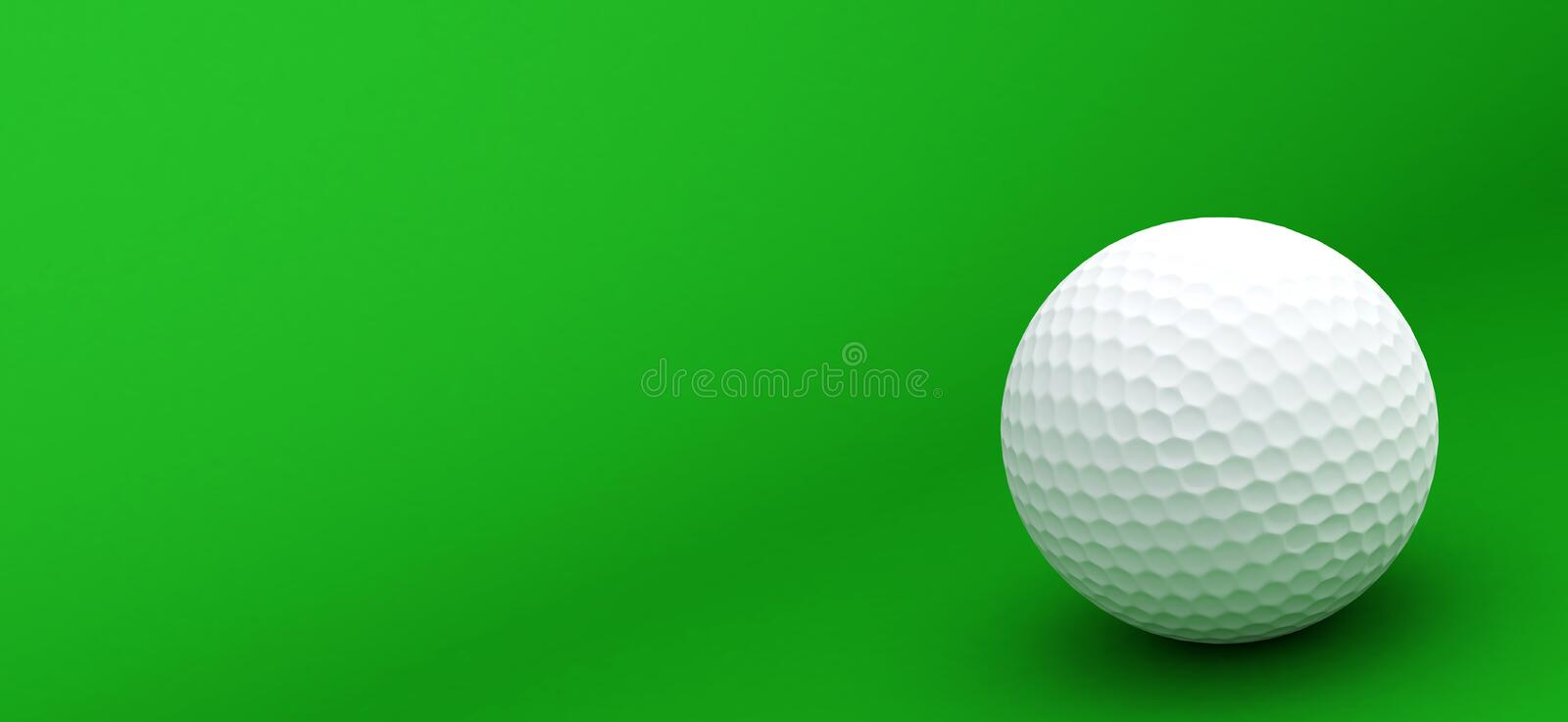 Download Golf ball stock image. Image of outdoor, club, competition - 5009653
