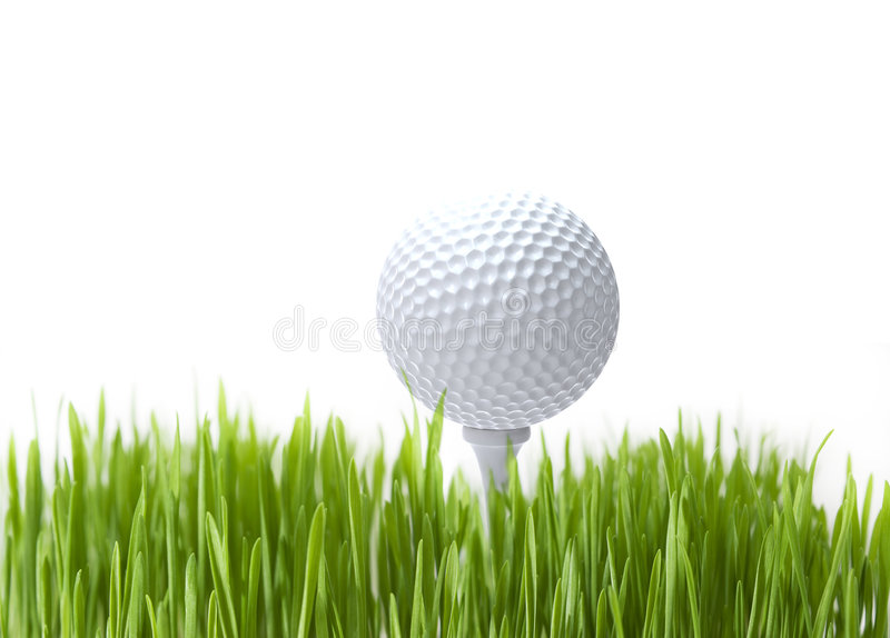 Download Golf ball stock photo. Image of course, nature, macro - 7913342
