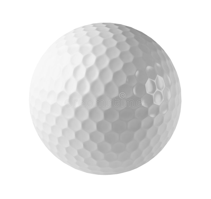 Download Golf ball stock image. Image of playing, grassy, gamble - 7971281