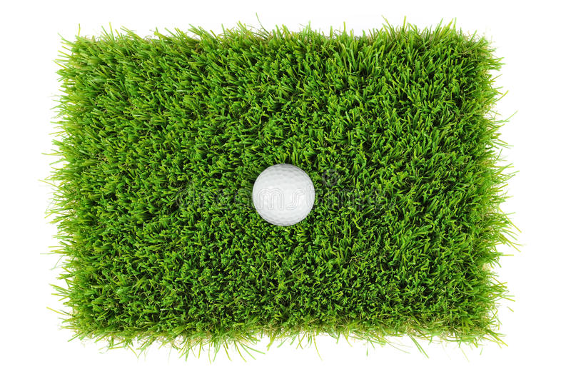 Download Golf ball from above stock image. Image of close, overhead - 25528595