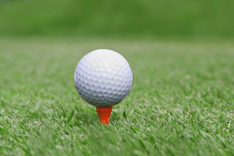Golf Ball Close-up stock photography