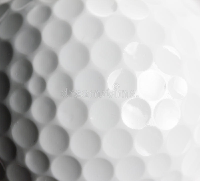 Golf ball Closeup Texture royalty free stock photo
