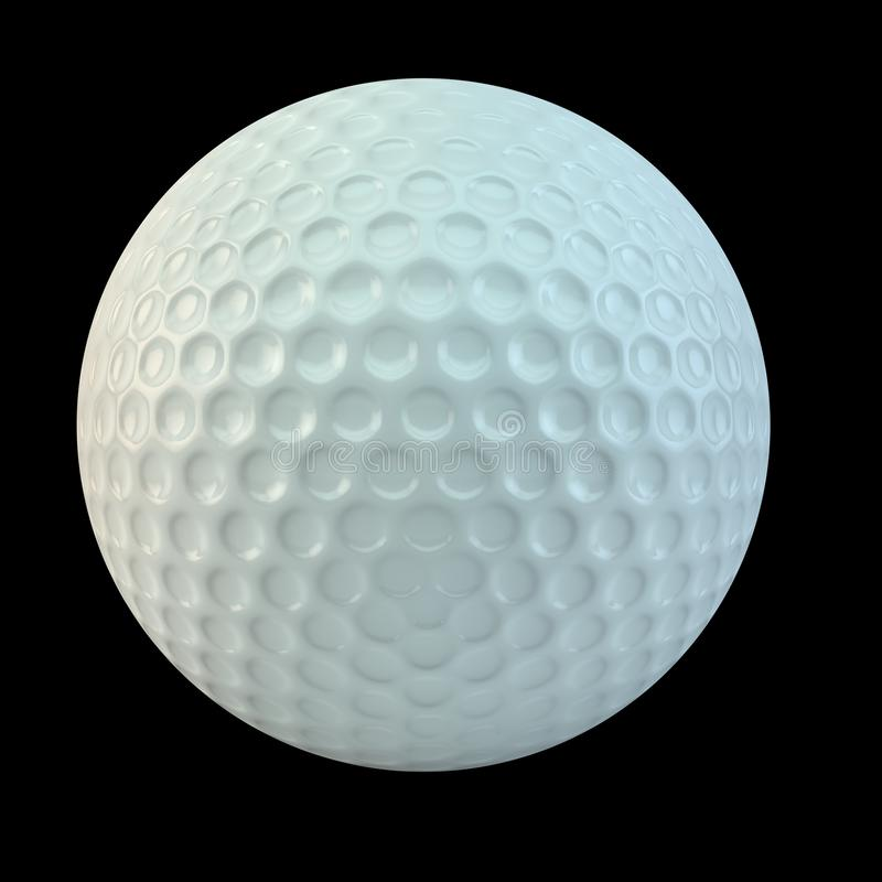 Download Golf Ball Isolated Stock Image - Image: 20963491