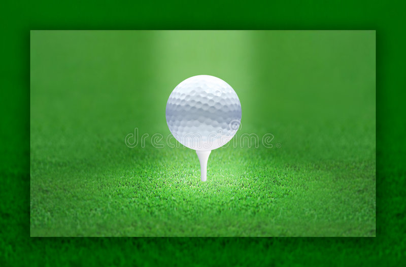 Download Golf Ball Light Royalty Free Stock Images - Image: 712229