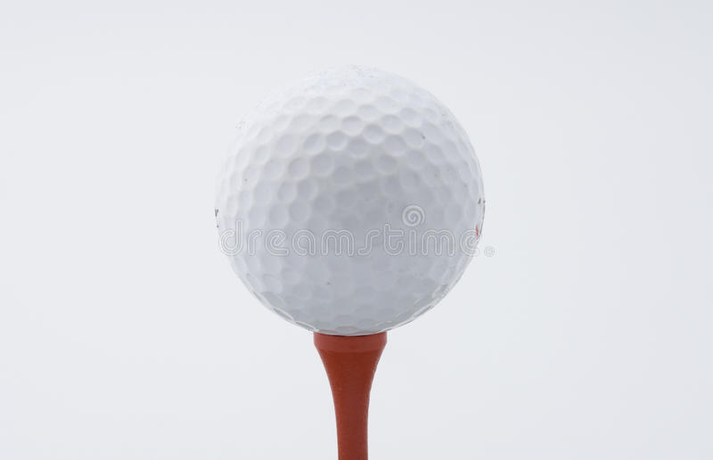 Download Golf Ball On A Tee Stock Photos - Image: 20841223