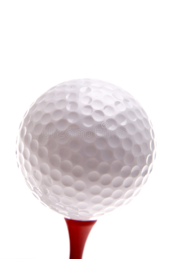 Download Golf Ball & Tee Royalty Free Stock Photo - Image: 3609835