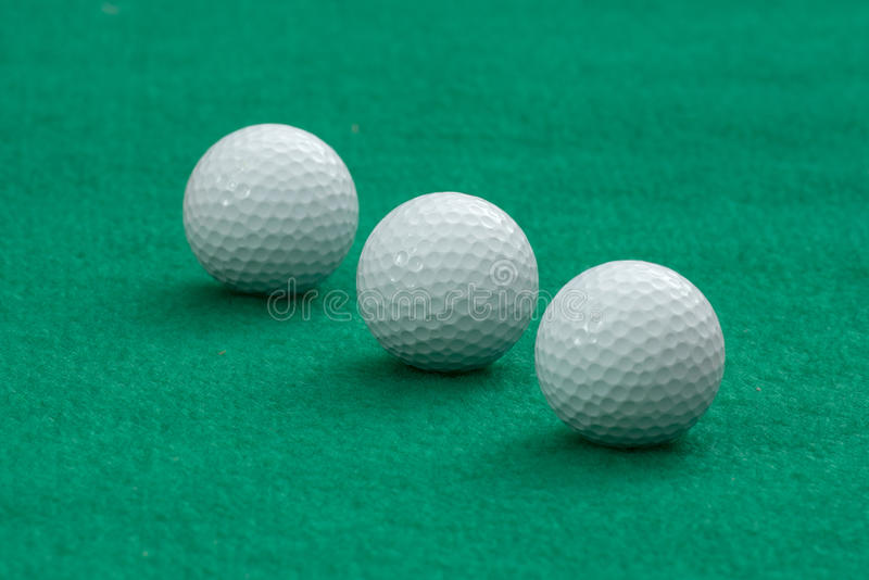 Download Golf balls stock image. Image of sport, white, game, ball - 28837611