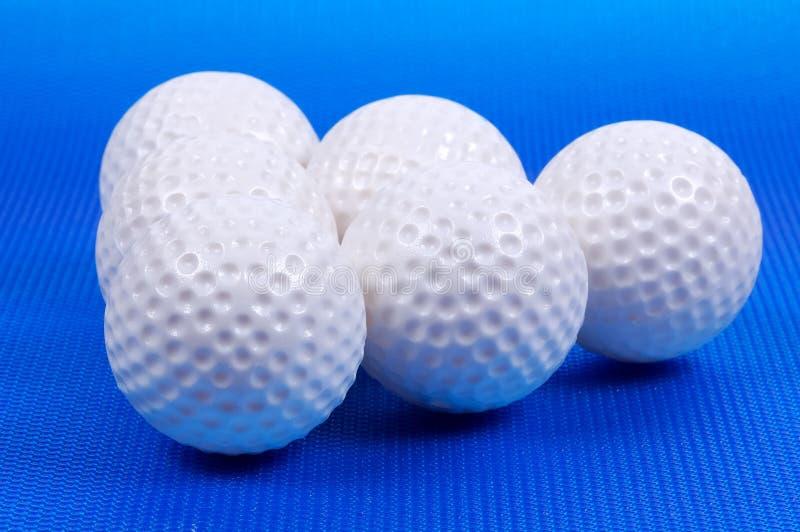 Golf Balls royalty free stock photography