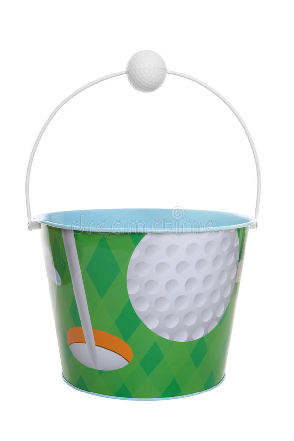 Favorite Golf Bucket (Pail) stock image. Image of theme, handle - 13231701 RG67