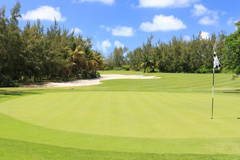 Golf club royalty free stock photos