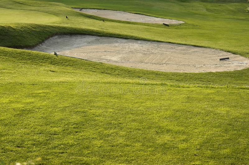Download Golf club stock image. Image of rich, bunkers, clubs, hills - 2606751