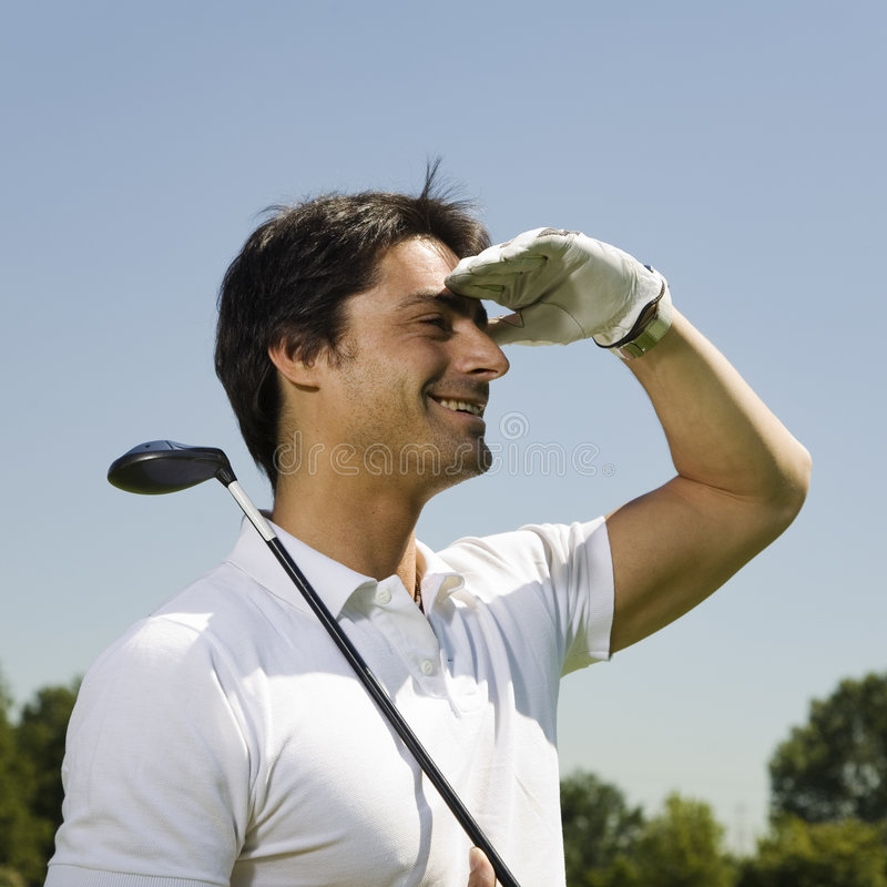 Download Golf club stock photo. Image of golfing, adult, casual - 2642060
