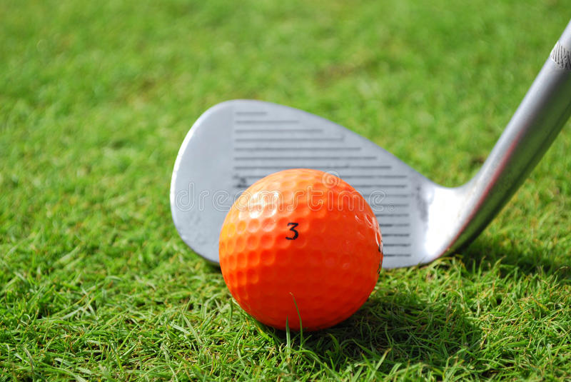 Download Golf club and ball stock image. Image of club, close - 15979681