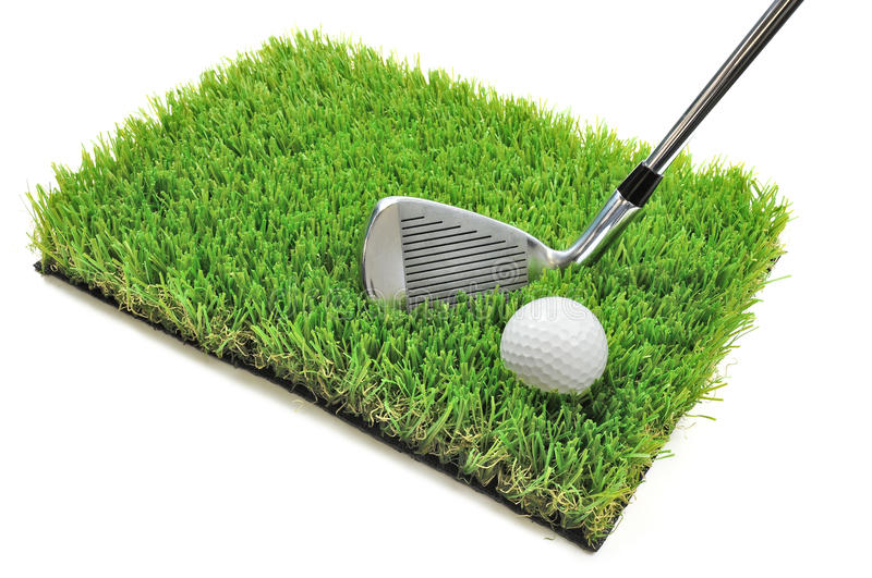 Download Golf club and ball stock image. Image of close, sport - 25528651