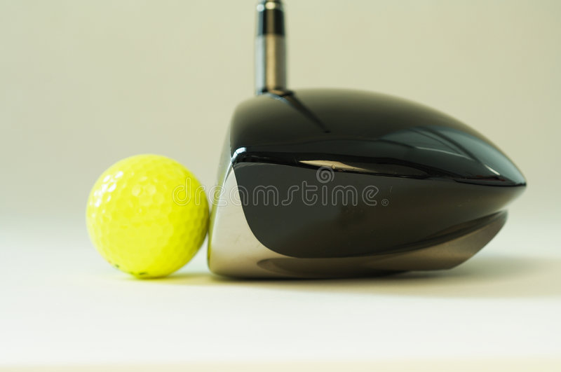 Download Golf Club And Ball Stock Photos - Image: 483703