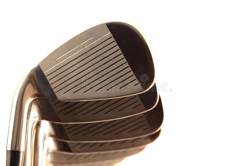 Download Golf clubs stock image. Image of golfclub, isolated, iron - 19123161
