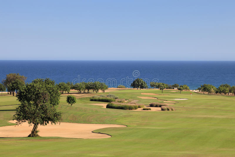 Download Golf Course stock photo. Image of lake, green, land, outdoors - 15915918