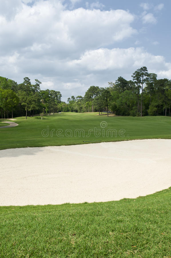 Free Golf Course Royalty Free Stock Photos - 19006838