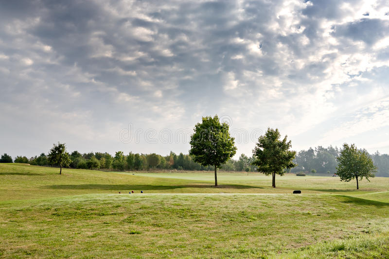Download Golf course stock image. Image of golf, vacations, greens - 27200319