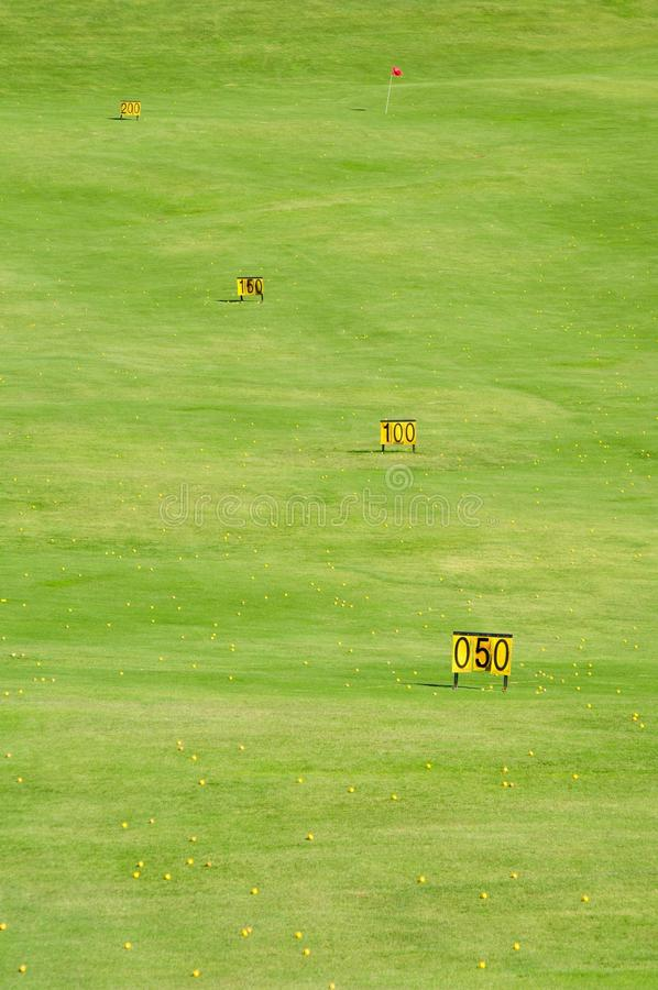 Download Golf Course stock photo. Image of ranges, balls, green - 27565794