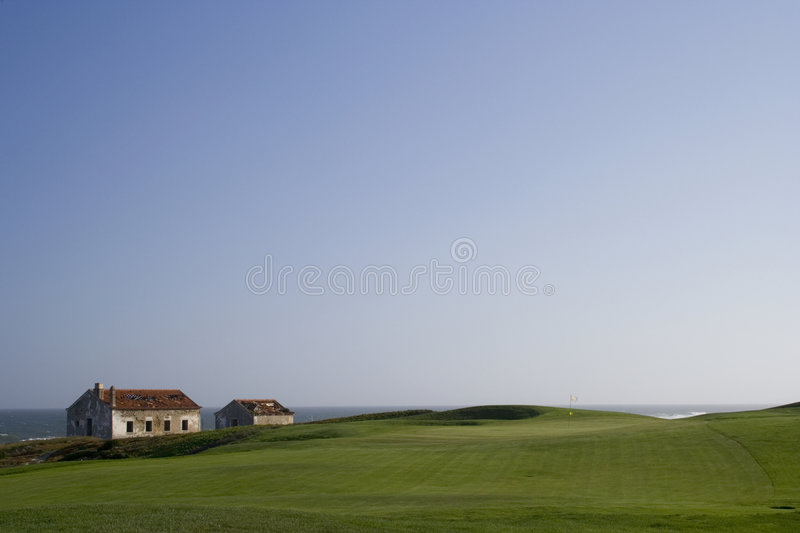 Download Golf Course Stock Photo - Image: 3452480