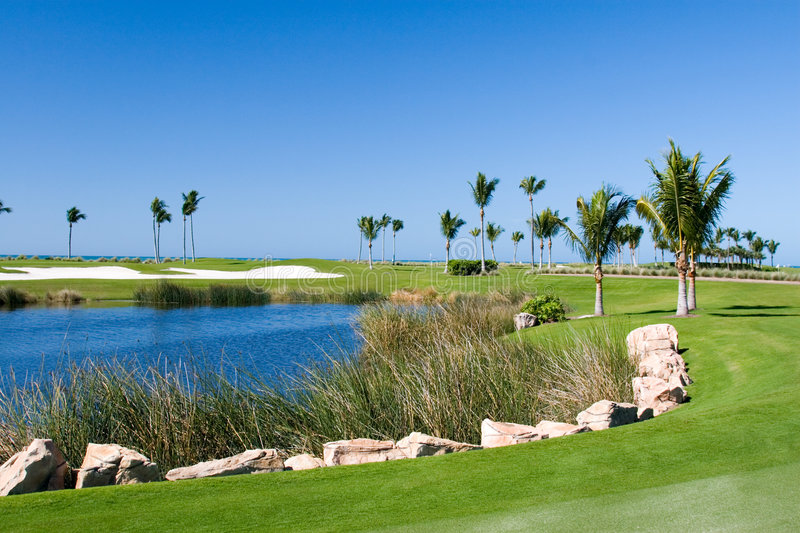 Download Golf Course Stock Photography - Image: 4481282