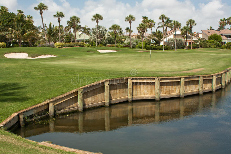Download Golf Course Green In Florida 5 Stock Image - Image: 15231769