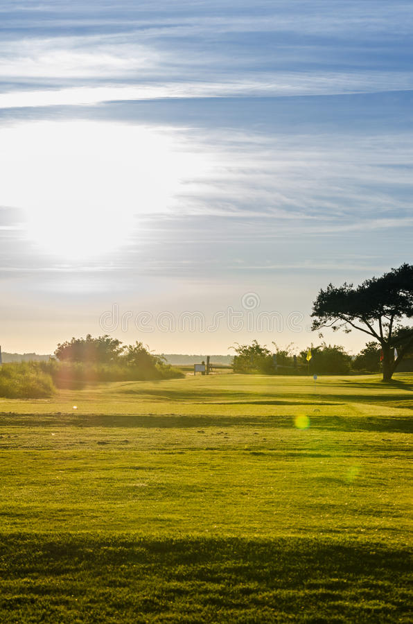 Download Golf Course Stock Photo - Image: 40714107