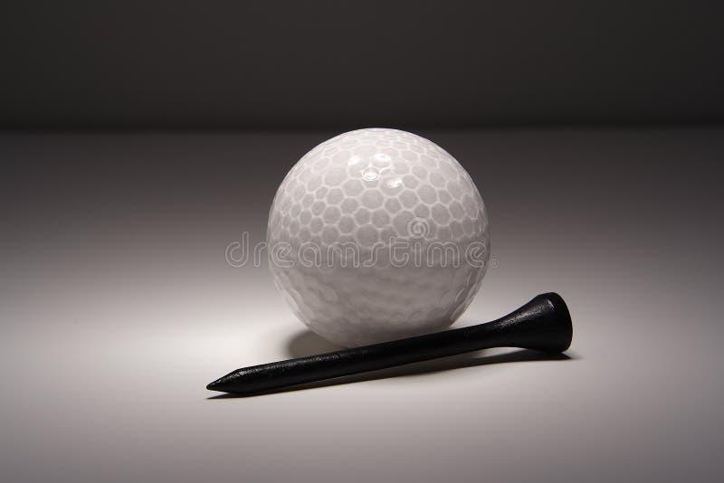 Golf cualquier persona foto de archivo