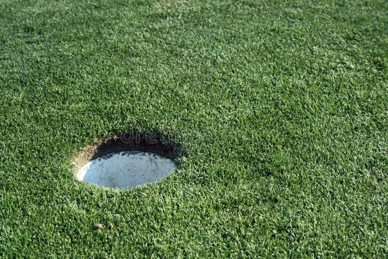 Golf cup royalty free stock photos