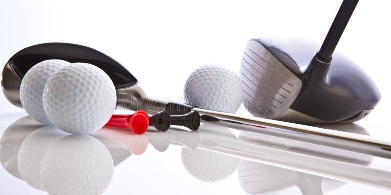 golf de clubs photos stock