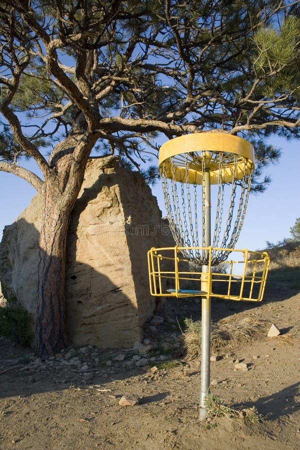 Download Golf de disque - FOLF photo stock. Image du extrême, stationnement - 735414