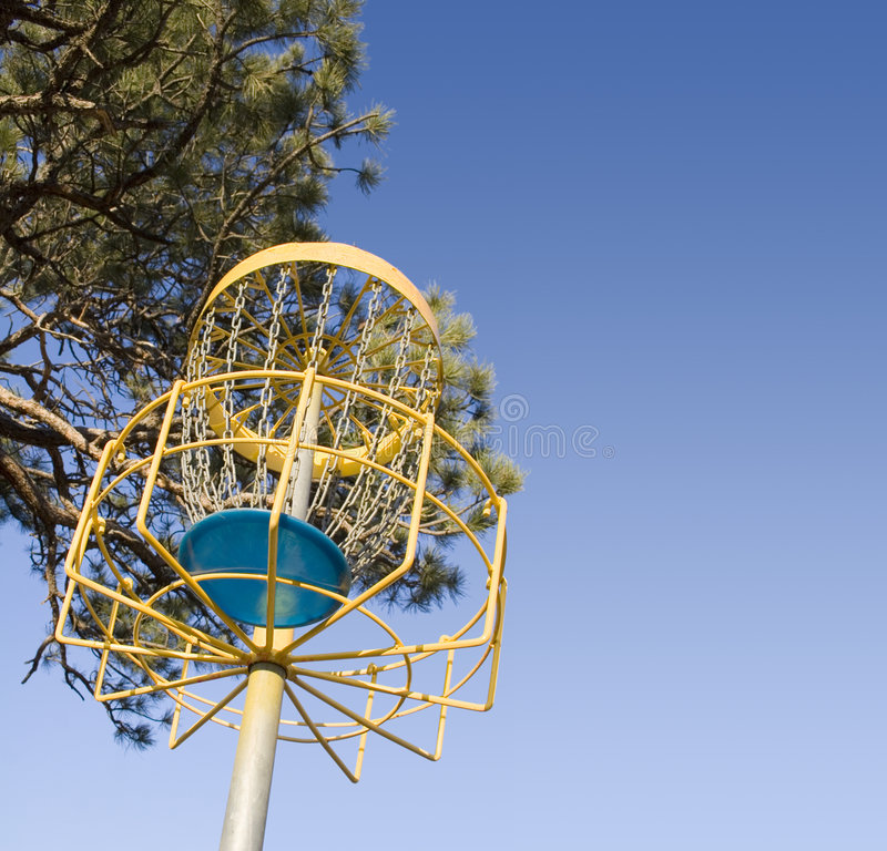 Download Golf de frisbee - FOLF image stock. Image du récréation - 726083