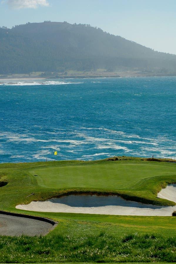 Golf de tiges photo stock