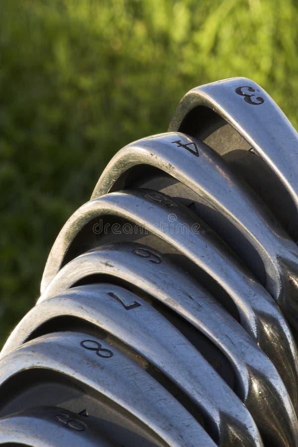 golf dei randelli fotografia stock