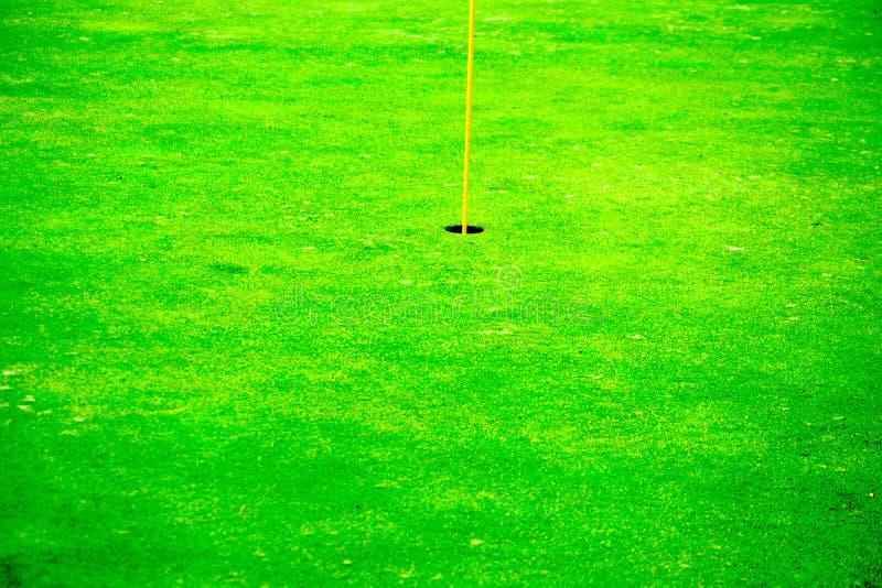 Golf del gioco fotografie stock