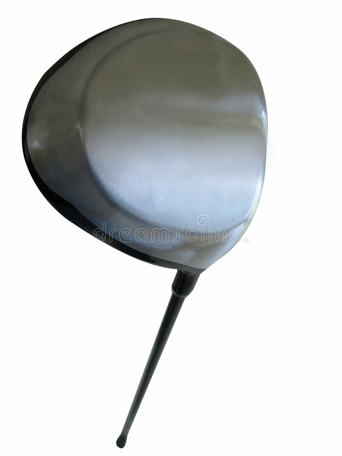 Download Golf Driver With Clip Path Royalty Free Stock Photo - Image: 198565