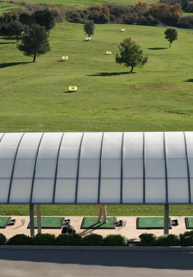 Golf / Driving Range Editorial Photo