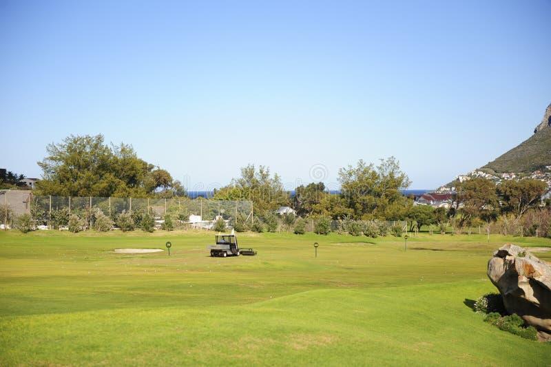 Download Golf driving range stock photo. Image of pick, vehicle - 6478876