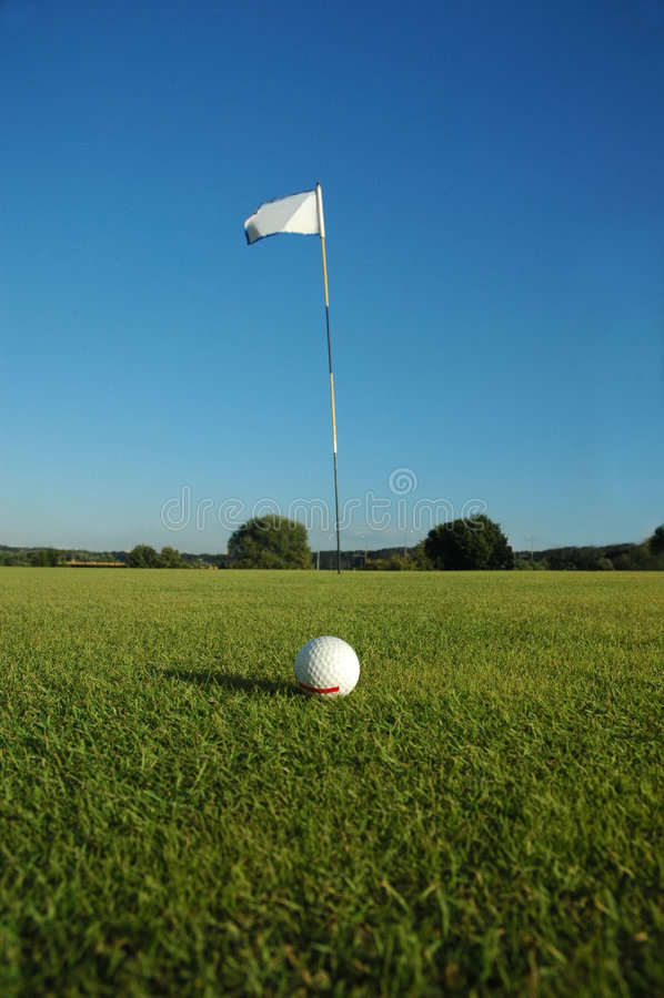 Free Golf-field Royalty Free Stock Photos - 272958