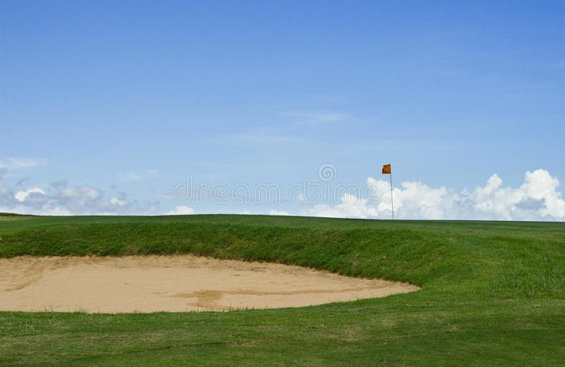 Download Golf flag stock photo. Image of cloud, flag, lifestyle - 16048748