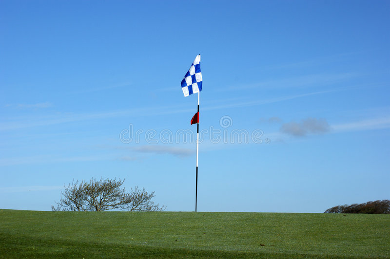 Download Golf Flag Royalty Free Stock Image - Image: 5274606