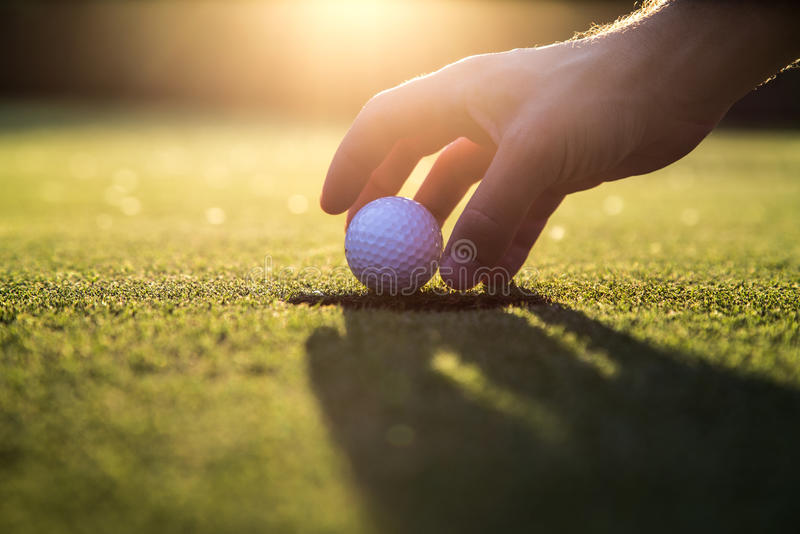 Download Golf gimme stock image. Image of cart, courses, drama - 35453361