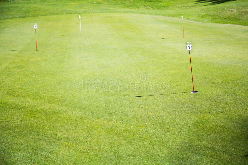 Download Golf Green Stock Image - Image: 31854301